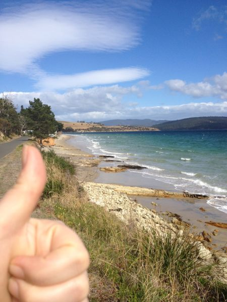 20130430 North Bruny Beach